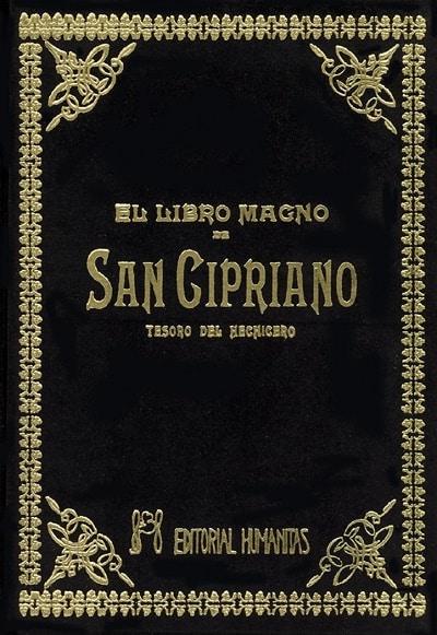 Libro Magno De San Cipriano