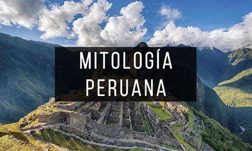 Mitologia-Peruana