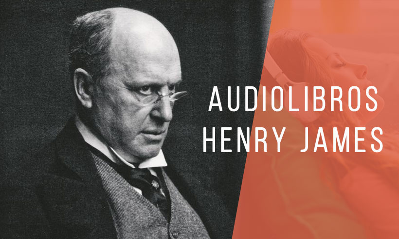 Audiolibros-Henry-James